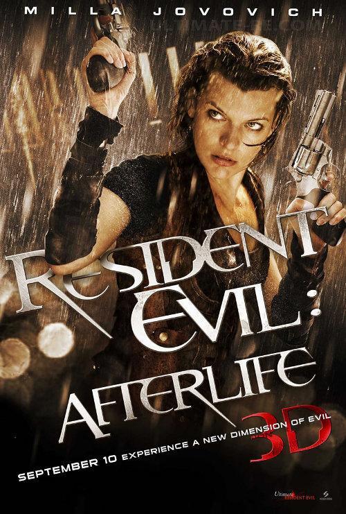 jill valentine resident evil afterlife. de Ultimate Resident Evil: