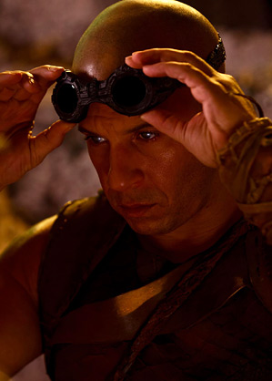 Riddick Sequel - Riddick