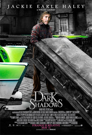 Dark Shadows - Jackie Earle Haley