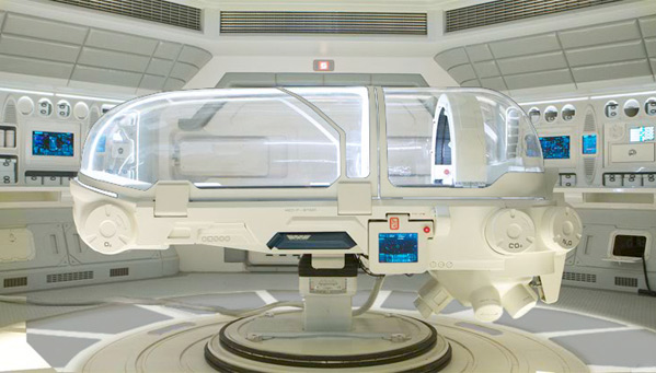 USCSS Prometheus Photos