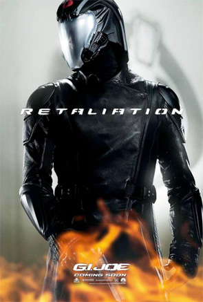 G.I. Joe: Retaliation - Cobra Commander