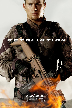 G.I. Joe: Retaliation - Duke