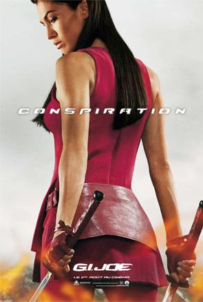 G.I. Joe: Retaliation - Jinx