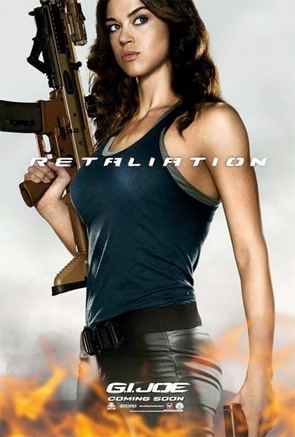 G.I. Joe: Retaliation - Lady Jaye