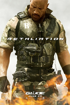 G.I. Joe: Retaliation - Roadblock