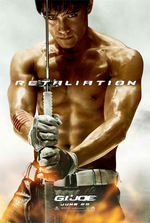 G.I. Joe: Retaliation - Storm Shadow