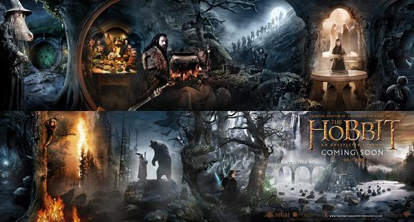 The Hobbit Story Banner
