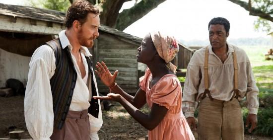 12 Years a Slave (12 años de esclavitud)