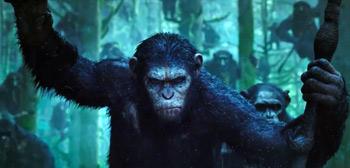 Trailer Dawn of the Planet of the Apes/Amanecer del Planeta de los Simios