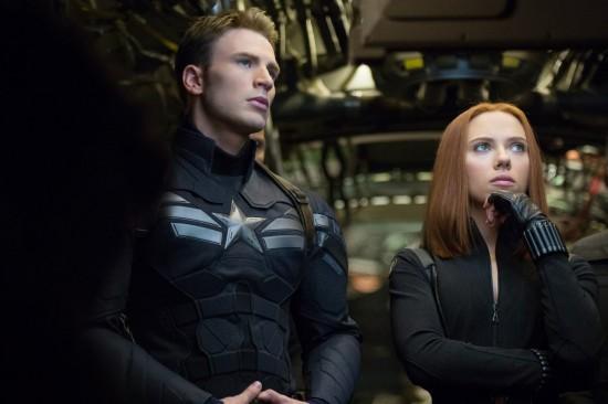 Captain America The Winter Soldier/Capitán América El Soldado de Invierno