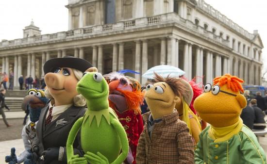MUPPETS MOST WANTED/Los Teleñecos Más buscados/El Tour de los Muppets