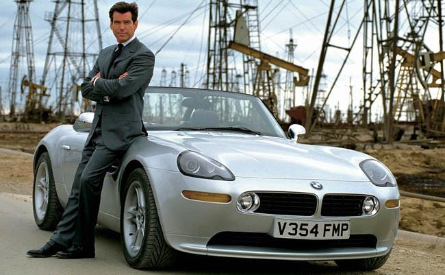 A la venta 59 vehículos de películas de James Bond