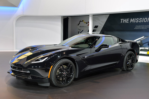 Chevrolet Corvette Stingray Black Widow