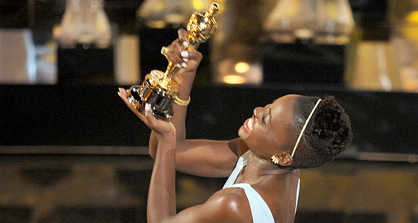 Best Supporting Actress Winner: Lupita Nyong'o