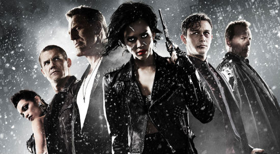 Sin City 2 trailer y resumen SDCC 2014