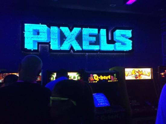 Pixels Arcade