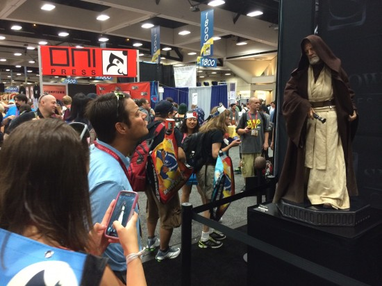 Figura a escala Obi-Wan Kenobi de Legendary en Sideshow Collectibles
