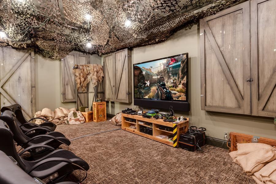 Casa inspirada en Star Trek