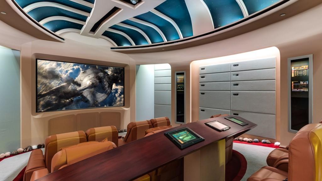 Sala de cine Star Trek