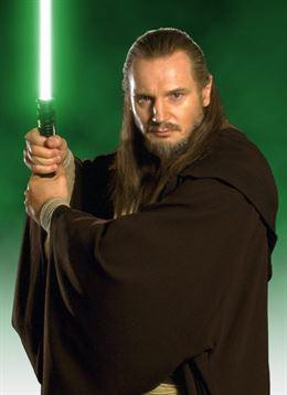 Liam Neeson en Star Wars