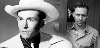 Hank Williams / Tom Hiddleston