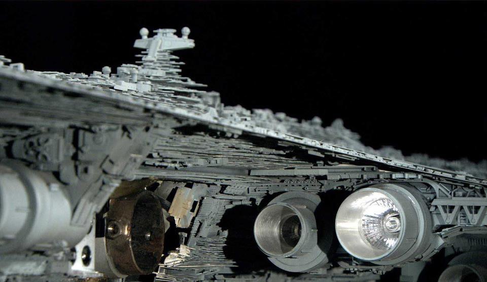 Maquetas de Star Wars/Consigue tu copia aquí