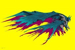 Alex Pardee - Batman