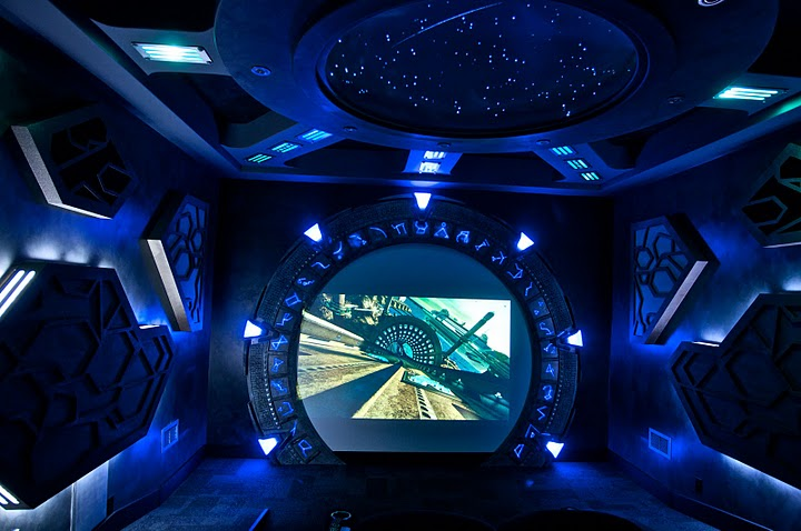 Atlantis home theater