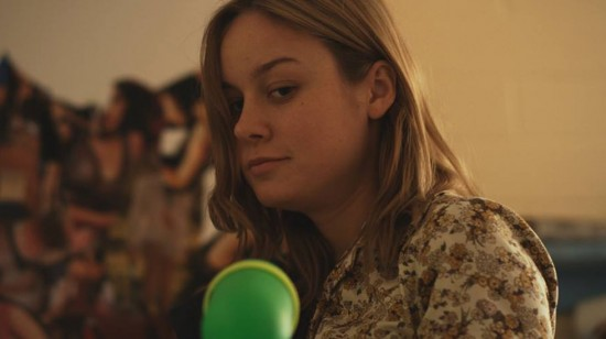 Brie Larson en Short Term 12