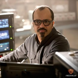 Hunger Games Mockingjay - Jeffrey Wright as Beetee