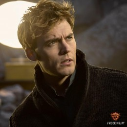 Hunger Games Mockingjay - Sam Claflin as Finnick