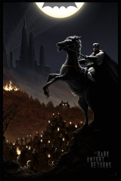 JC Richard - The Dark Knight Returns