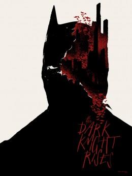 Jay Shaw - Dark Knight Rises