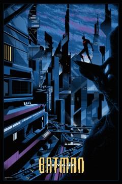 Killian Eng - Batman Beyond