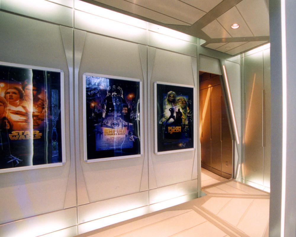 Sala de cine Stars entrada