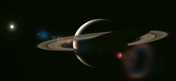 Sistema Solar en Interstellar