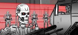 Terminator Genisys storyboard 1