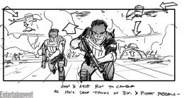 Terminator Genisys storyboard 2