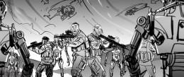 Terminator Genisys storyboard 4