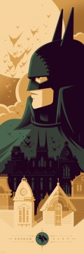 Tom Whalen - Gotham by Gaslight