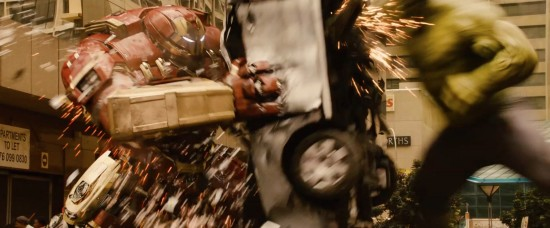 Más de 50 fotos del trailer de Los Vengadores 2