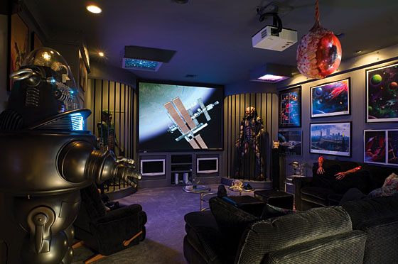 Aliens home cinema