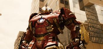 Los Vengadores: Era de  Ultron