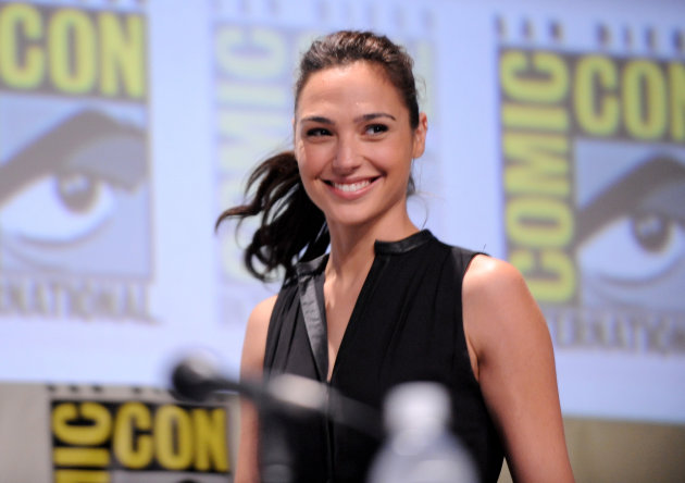 SAN DIEGO Comic-Con International 2014 Gal Gadot en panel de Warner Bros. Pictures