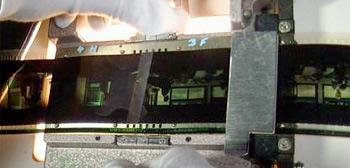 Negativo de 70mm IMAX de Interstellar