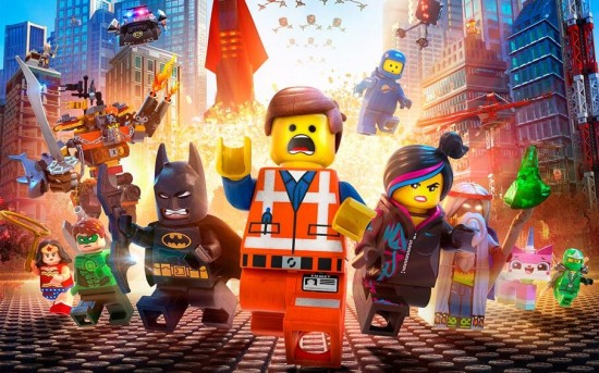 The Lego Movie - La Lego Película