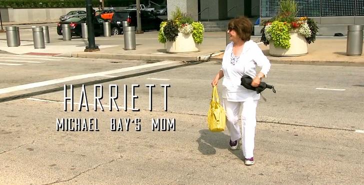 Madre de Michael Bay en Transformers 4
