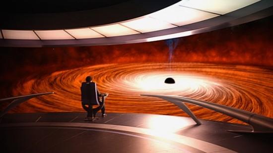 agujero negro Cosmos