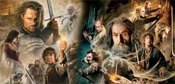 El Señor de los Anillos / El Hobbit