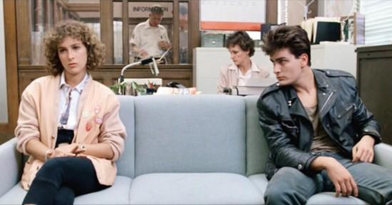 Charlie Sheen Ferris Bueller Todo en un Día